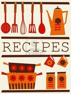 782707c702d308126c89481d45515830 Blank Recipe Book Your Own Cook Clip Art 236 310jpeg 236x310