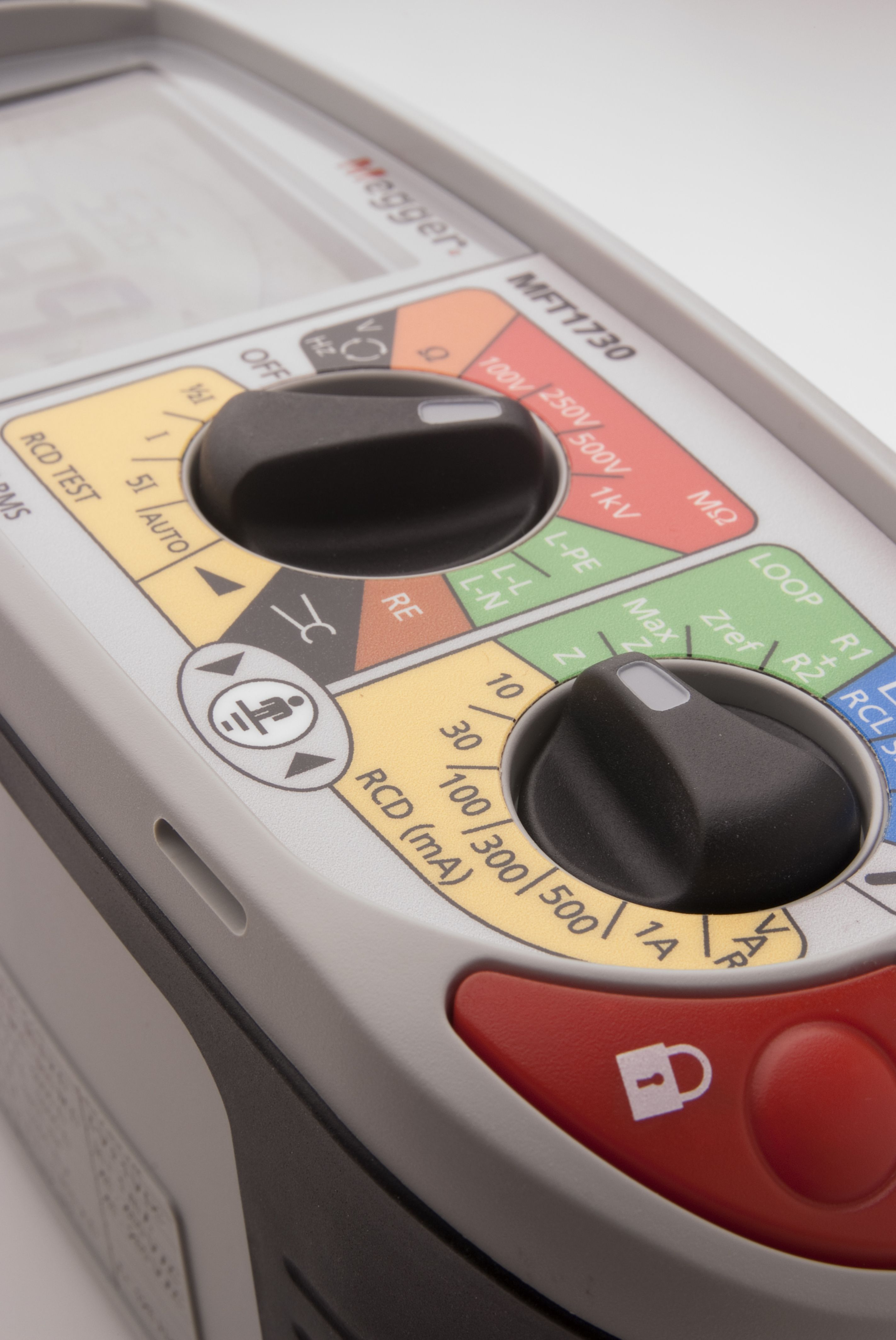 Megger Mft1730 Multifunction Tester For Checking And Certifying Uk Electrical Wiring Regulations Installations To The Edition