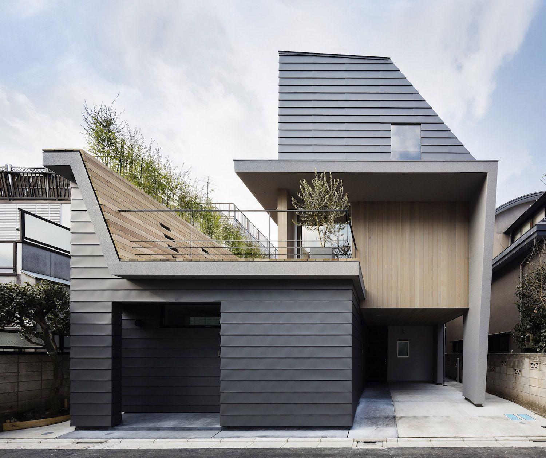 Photos and videos 2 of 18 from project house in minamiyukigaya hugo kohno architect associates