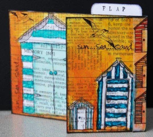 Stamp Yvon: Paper Artsy