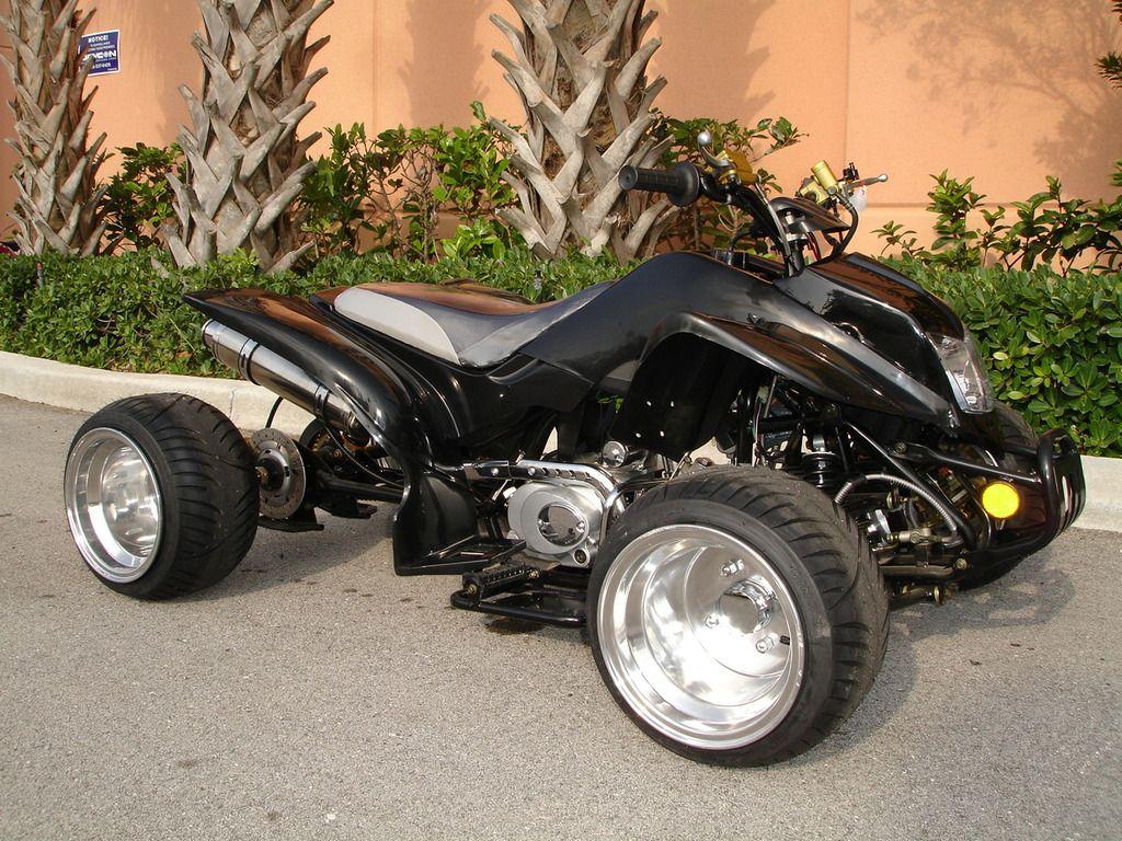 Japanese Racing R-9 125cc ATV | ATV | Atv motocross, Trike ...