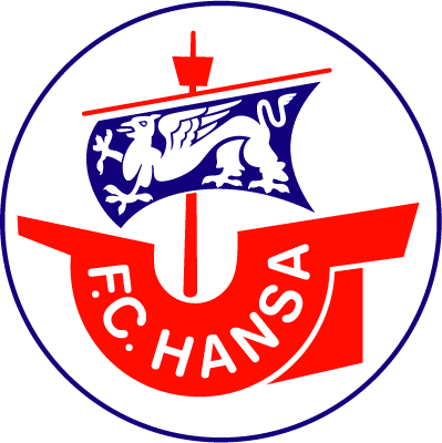 Fc Hansa Rostock Germany Football Clubs Pinterest Rostock