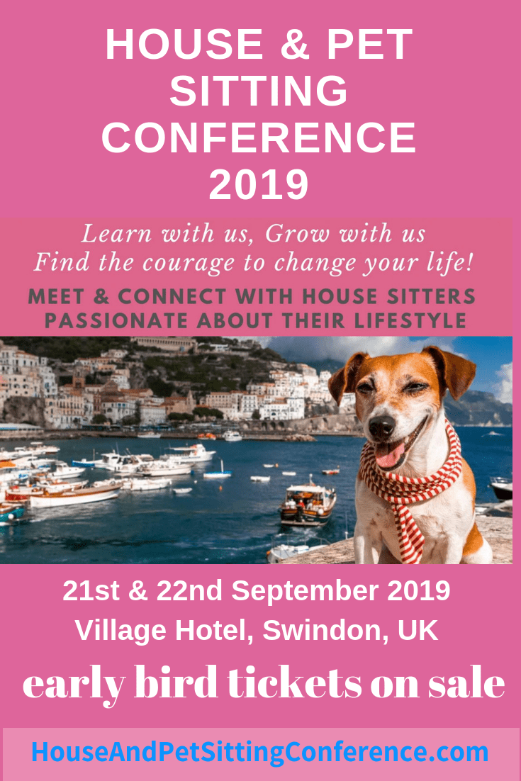 First House & Pet Sitting Conference Dates Announced for