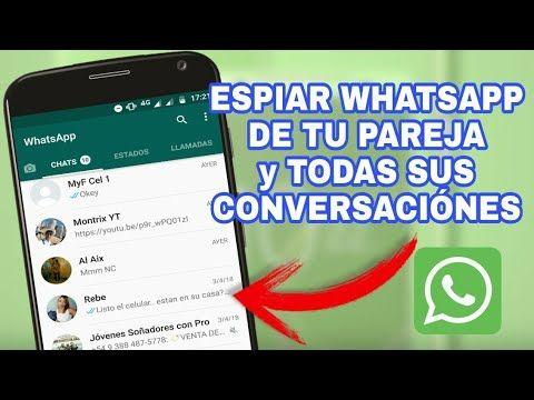 whatsapp espiar a tu pareja