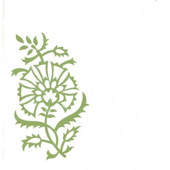 80 Seraphine Wallpaper Wallpaper Hand Screen Printed Custom Color