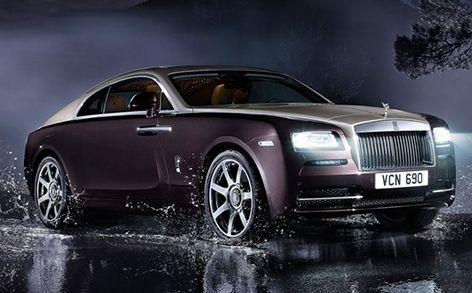 Home Rolls Royce Wraith Rolls Royce New Rolls Royce