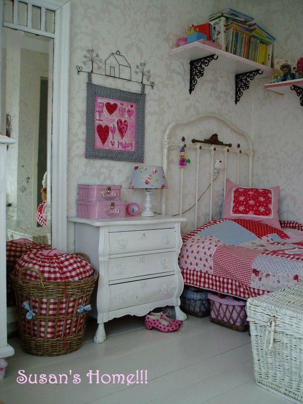 Sterre's bedroom