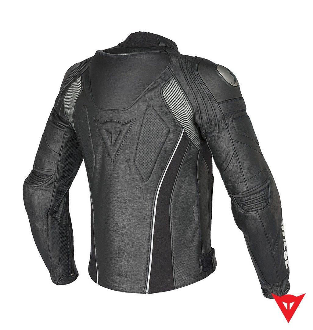 Dainese Leather Jacket Super Speed C2 Estivo Pelle back