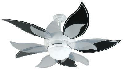 Flower Petal Ceiling Fan