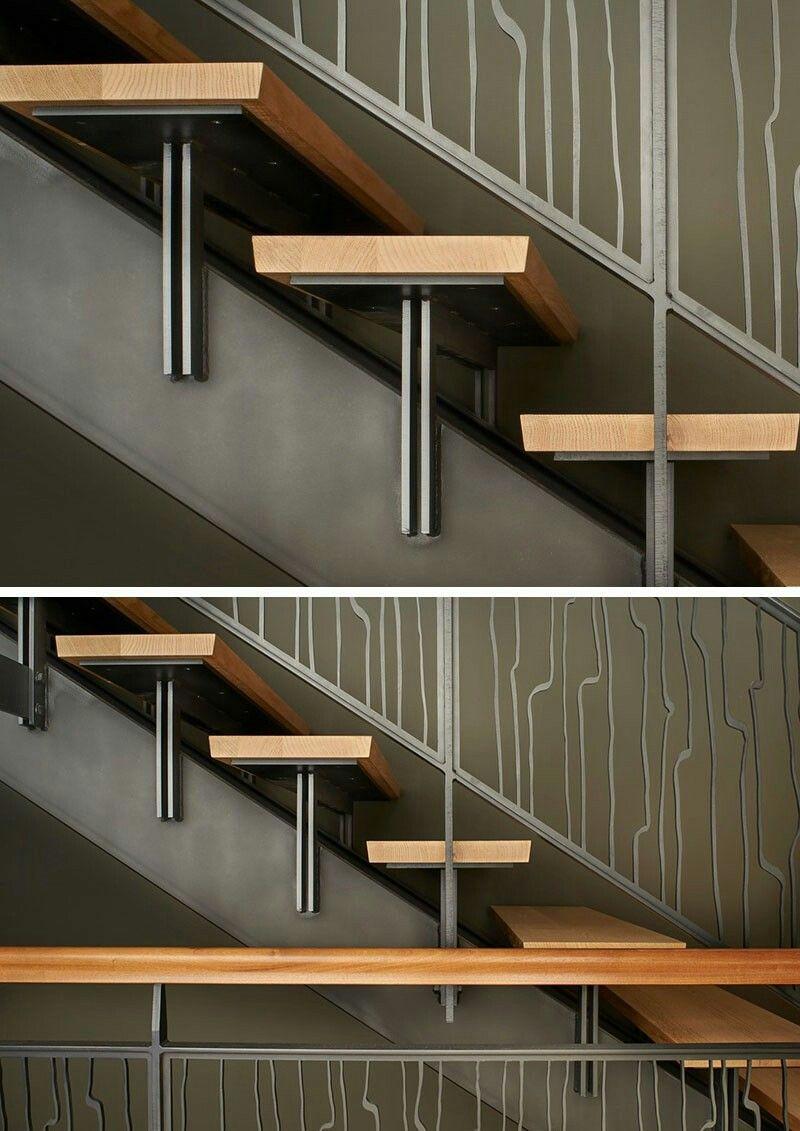 Pin von Manas Jain auf stairs   Pinterest   Treppe, Geländer und ...
