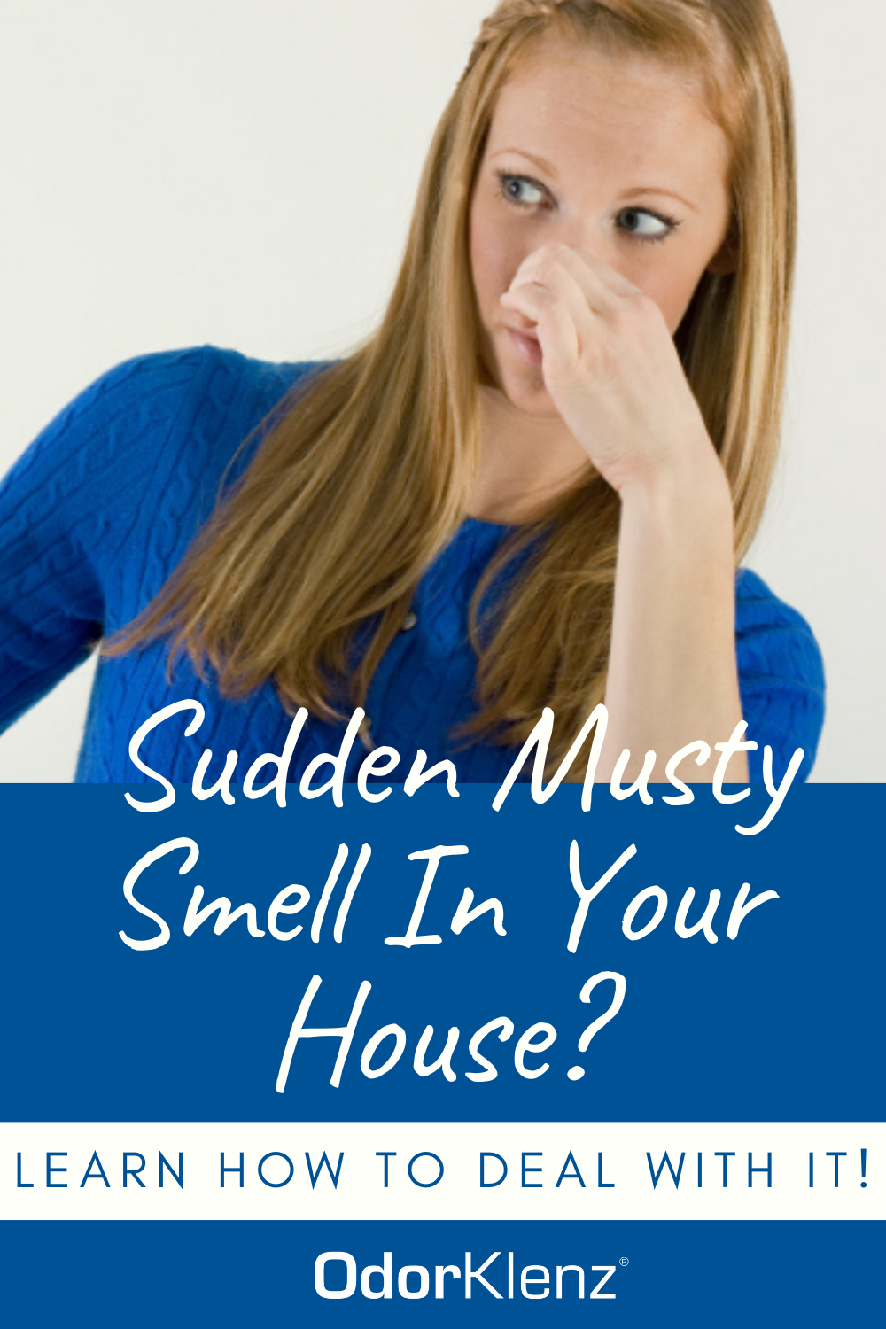 Musty Smell In Your House? in 2020 Musty smell in house