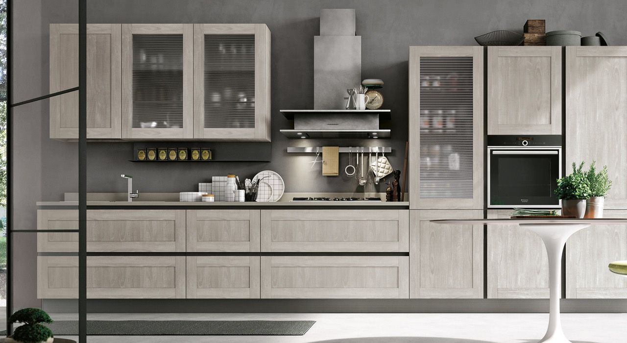 cucine moderne stosa - modello cucina city 03 nel 2019 ...