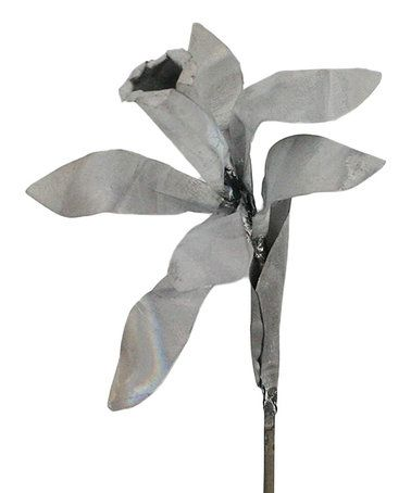 This Daffodil Garden Stake is perfect! #zulilyfinds