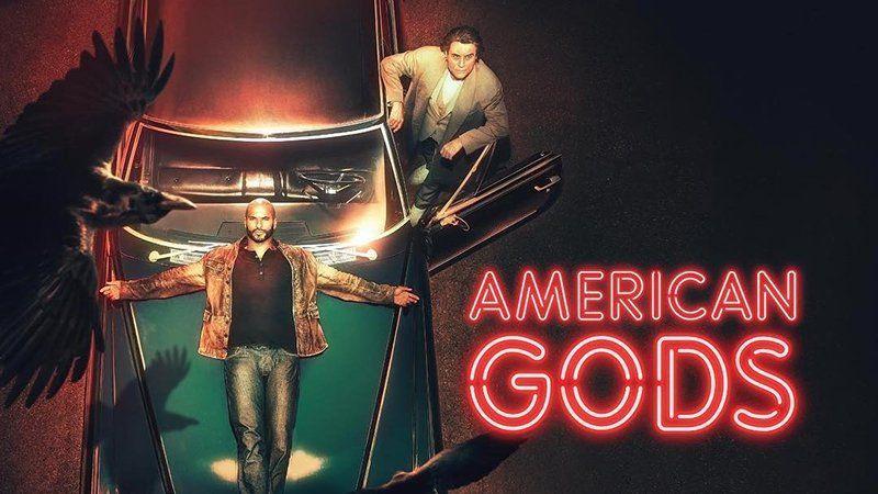 Pin By Rapida Movies On Movie Stories American Gods Season 2