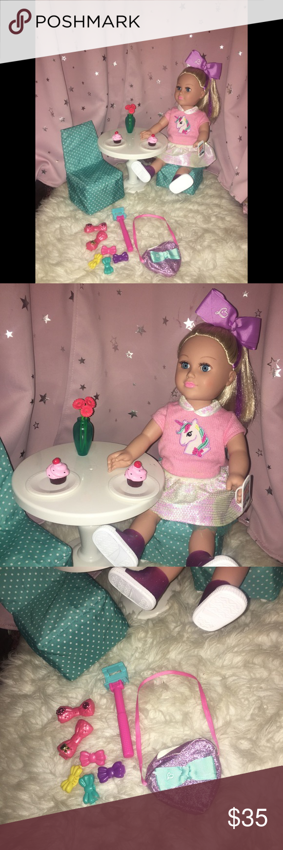 JoJo Siwa My Life Doll Jojo Siwa Doll & furniture with