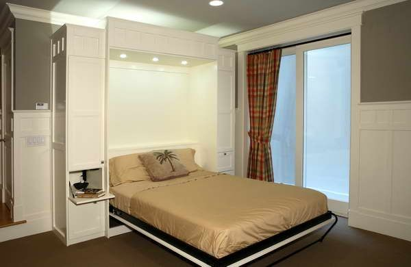 Ikea Murphy Bed Maximize Small Bedrooms Murphy Beds