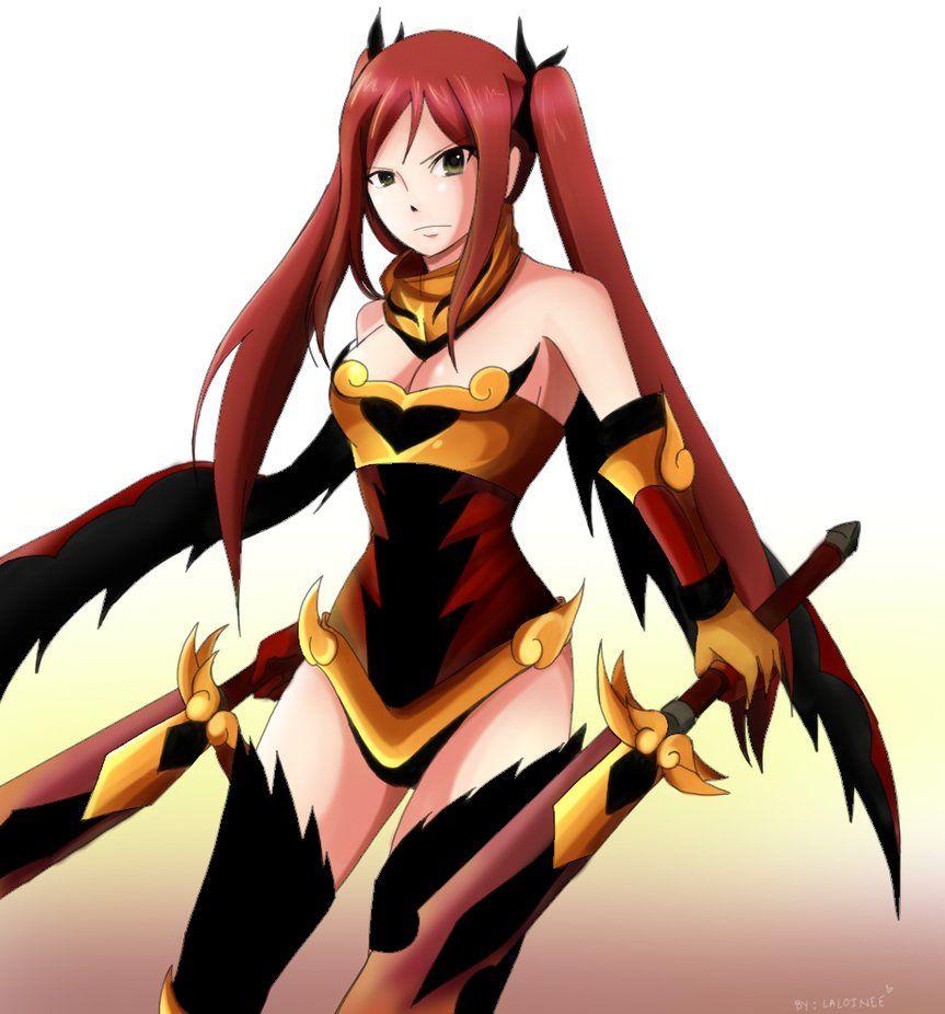erza scarlet flame empress armor dcon costume ideas