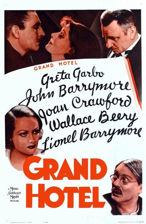 """""""Grand Hotel"""""""