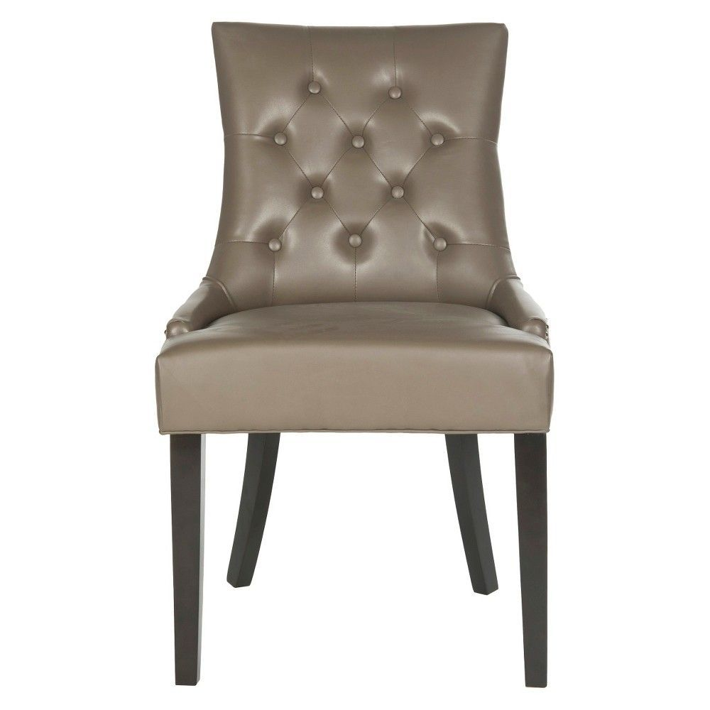 Safavieh Harlow Dining Chair (Set Of 2), Clay