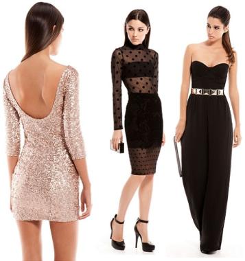 Vestidos para fiesta otono 2014