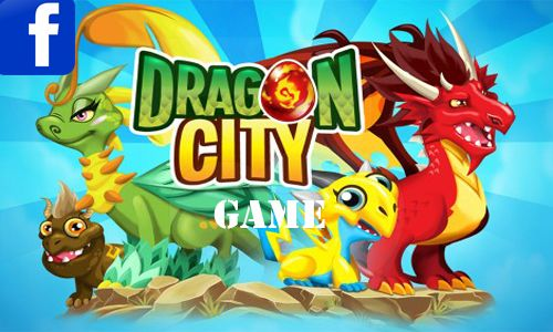 dragon city game on facebook is a strategybased game in