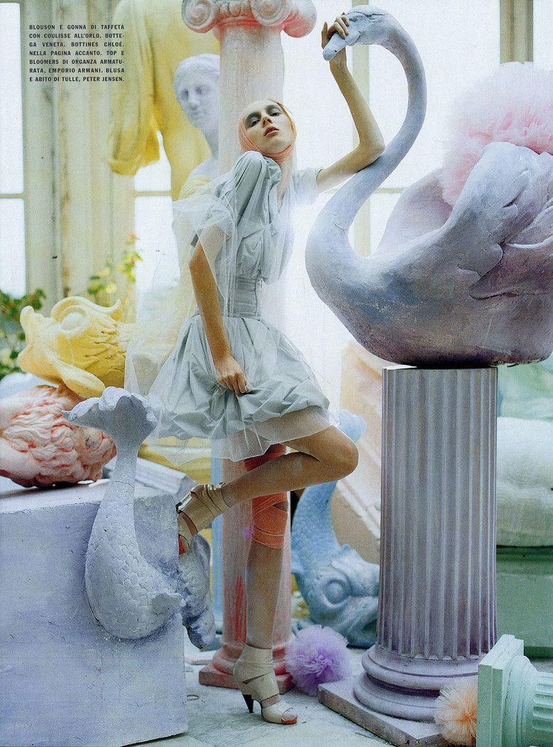 Magic World - Tim Walker - Fashion Photography - Fantasy - Light