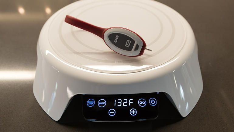 Countertop System Heats Up The Sous Vide Scene With Multiple Functions