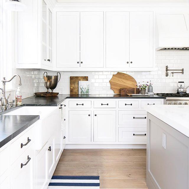 Clean White Kitchen #kellynuttdesign In 2019