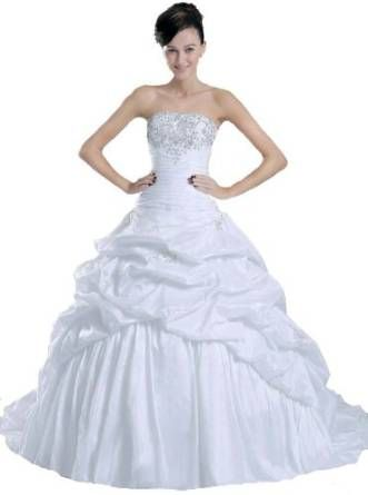 #Faironly #New #Bride #Wedding #Dress
