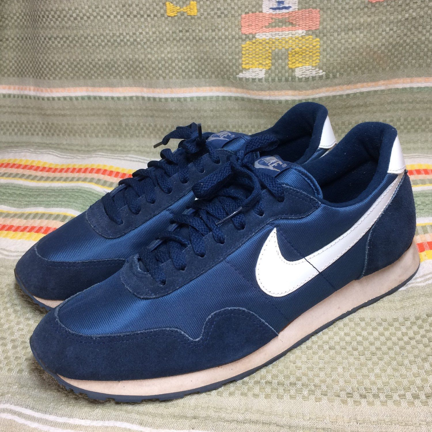 cdf895995f175 1980's Nike Bravo Pegasus running shoes trainers Sneakers size 11 ...