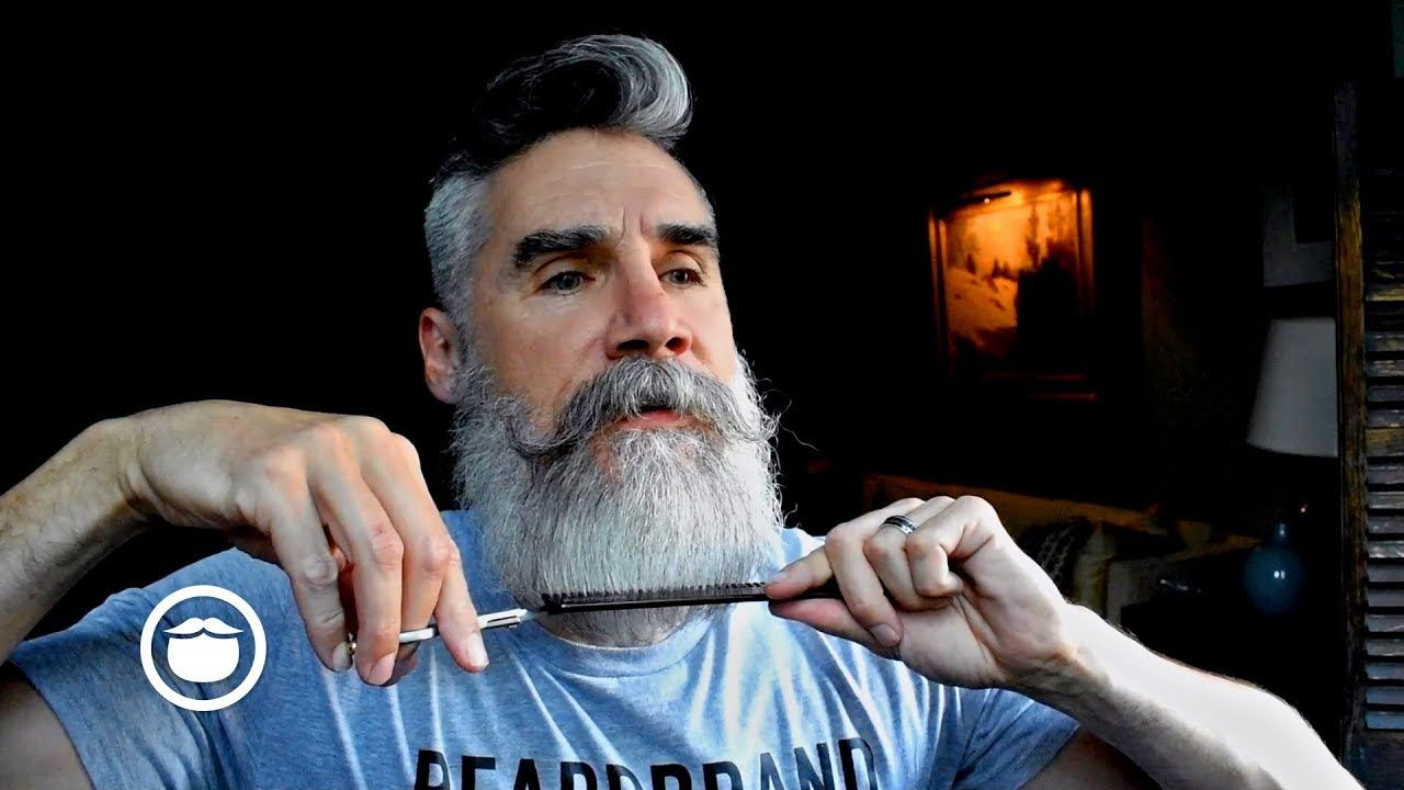 How To Trim Your Own Beard Greg Berzinsky Trimmed