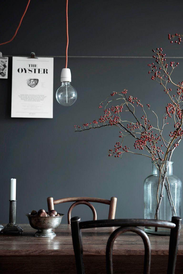 Innenarchitektur wohnzimmerfarbe raak geïnspireerd door deze donkere muren  h o m e  pinterest