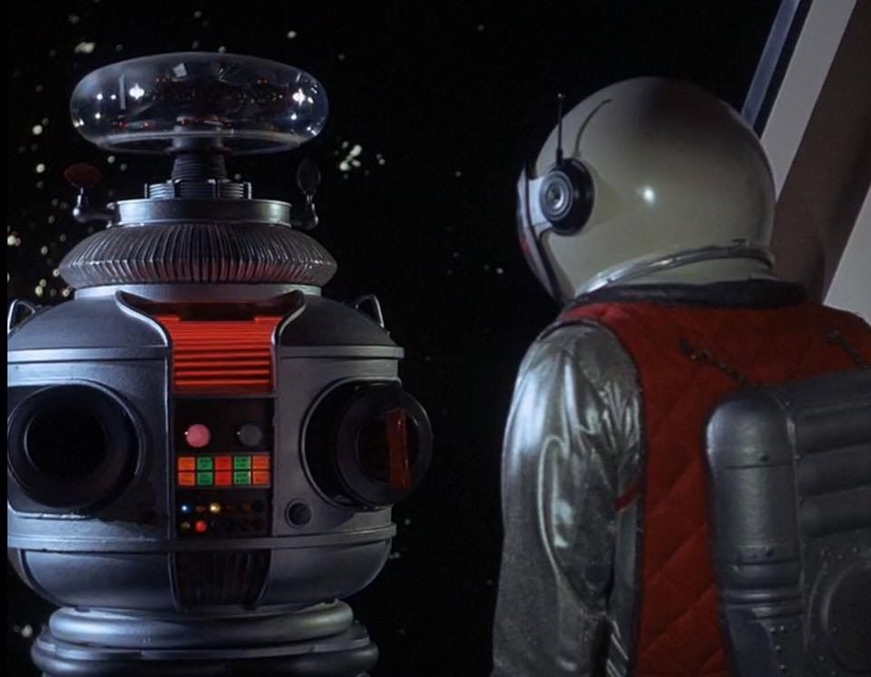 Lost in space, Robot B9 , Lost in Space