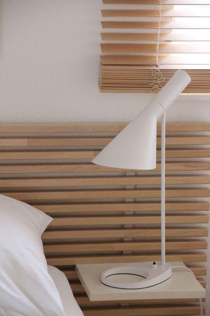 skandinavische Nachtisch Lampe fürs Schlafzimmer by dekohochdrei - lampe für schlafzimmer