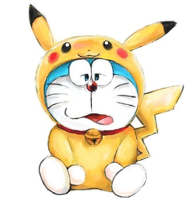 doraemon pikachu kawai doraemon kawaii anime art animeboy animeedits cosplay animeedit animeart manga animeam ドラえもん かわいい ドラえもん イラスト かわいい かわいいイラスト