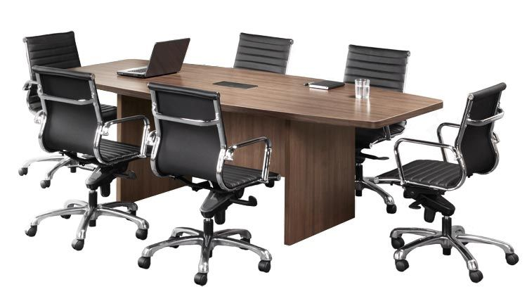 8 Boat Shaped Conference Table By Office Source With Images Cheap Office Furniture Small Office Furniture Conference Room Design