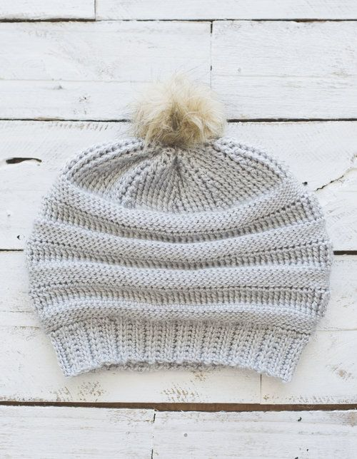 The Crocheted Version of the CC Beanie (Copycat) | A Hook and Yarn ...