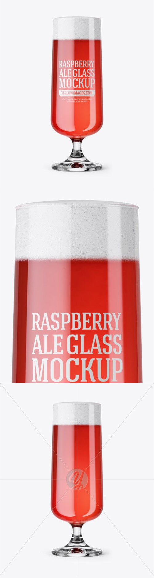Download Goblet Glass With Raspberry Ale Mockup Mockups Free Psd Templates Psd Template Free Goblets Glass Raspberry PSD Mockup Templates