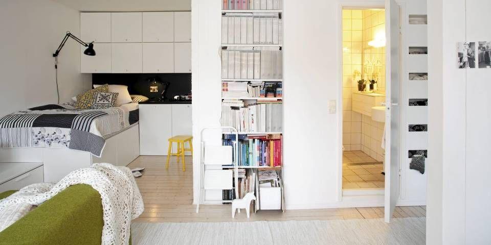Det er ikke størrelsen det kommer an på. Det er Hege Kleins lille leilighet på Sinsen i Oslo et bevis på.