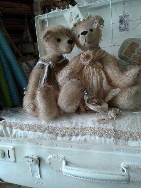 Teddybär Bastelpackung auf teddy-ecke.de   Teddy bears   Pinterest ...