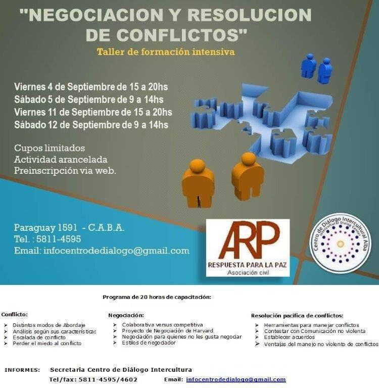 Pin De Monica Calzia En Buenos Vientos Resolución De Conflictos Actividades Negociacion