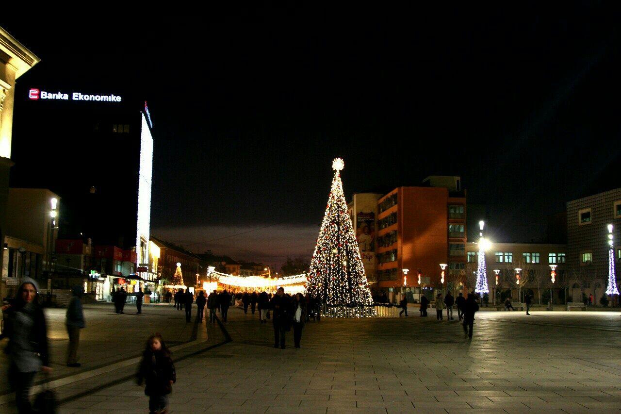 #newyear #lights #kosovo ©Megi Pushaj