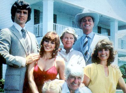 The cast of Dallas Classic Television Pinterest Dallas - möbel boer küchen