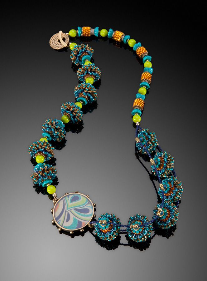 Turning Wheels Necklace - sold ($600)