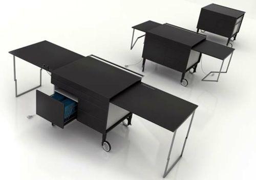 kanapetko schreibtisch moderne b rom bel smart andere. Black Bedroom Furniture Sets. Home Design Ideas