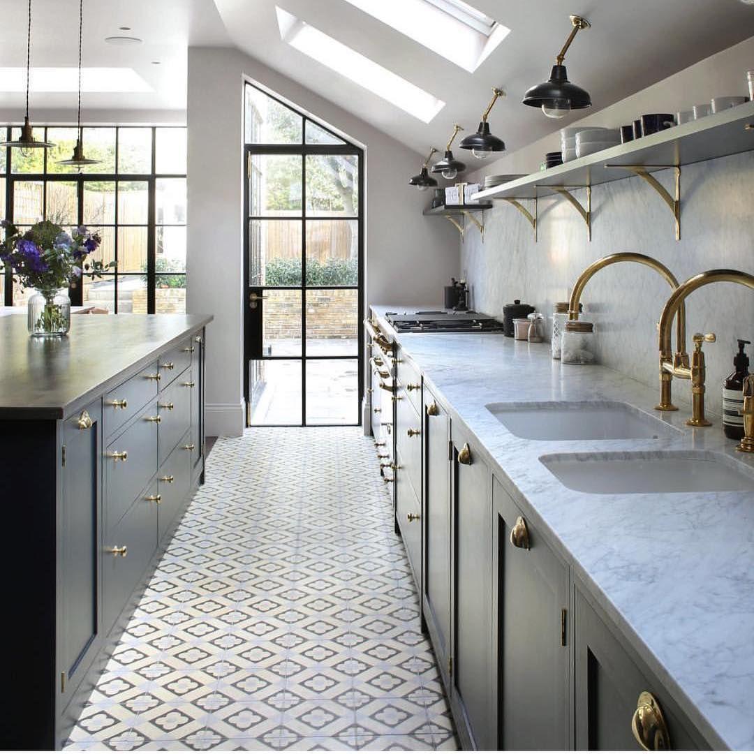 Elle Decoration Uk On Instagram Kitchen Dreams With Tiles