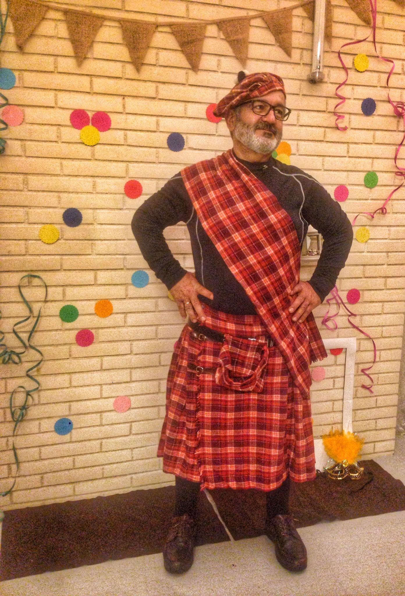 Disfraz Escocés Disfraz Escoces Disfraces