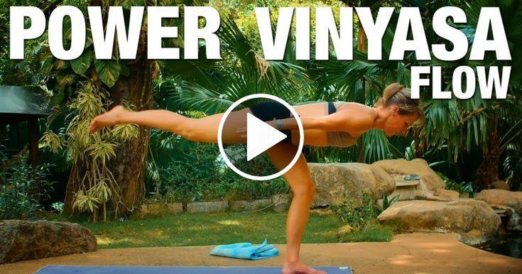 Power Vinyasa Flow Yoga Class - Five Parks Yoga (With ...