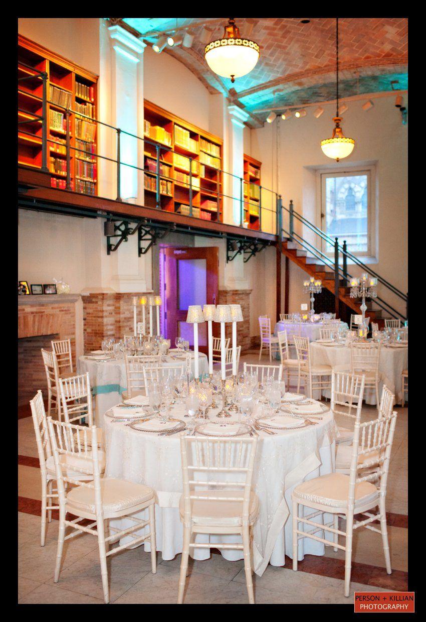 Boston Wedding Photography Event Public Library Venue