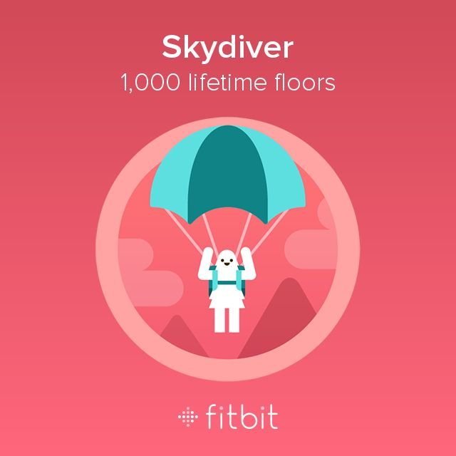 I Climbed 1 000 Floors With My Fitbit And Earned The